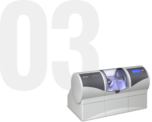 slider image 3 showing CEREC machine