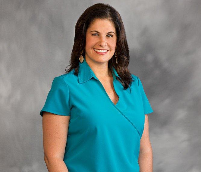 hygienist staff member Fotini Vasquez of Muscaro and Martini Dentistry in Tampa FL